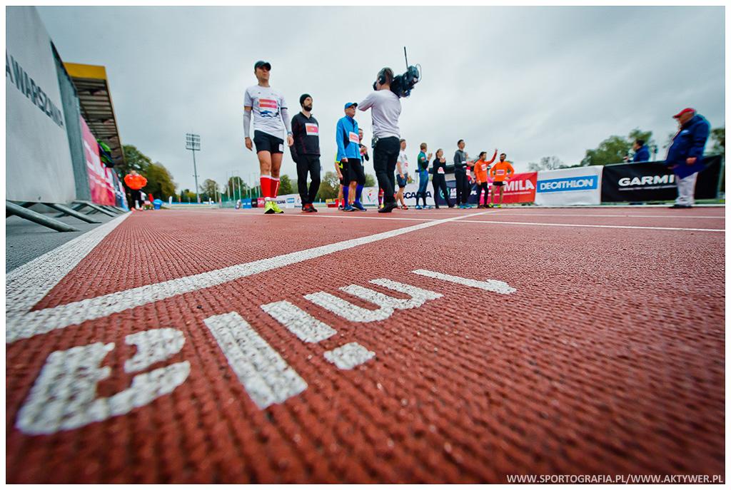 Otwarte Mistrzostwa Polski w Biegu na Milę, 07.10.2017 AWF