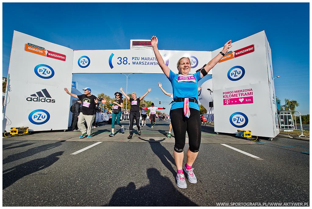 38. PZU Maraton Warszawski 25.09.2016 Warszawa