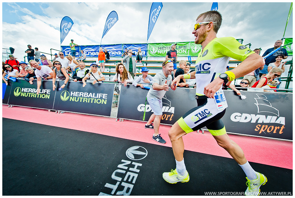 Enea Ironman 70.3 Gdynia powered by Herbalife, 06.08.2017