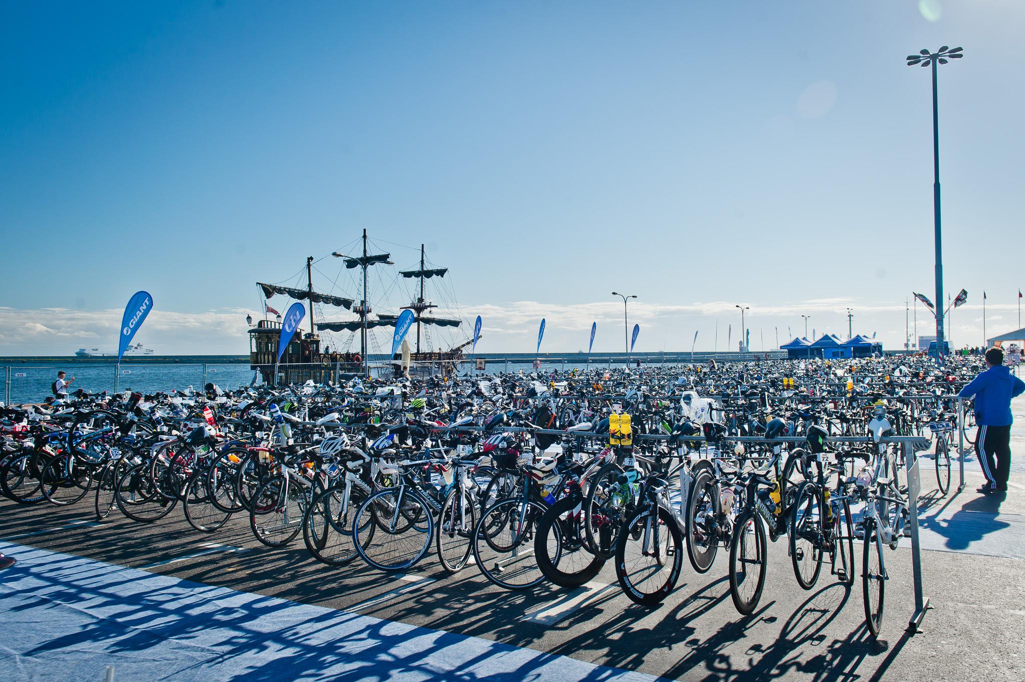 Herbalife Ironman 70.3 Gdynia, 07.08.2016 Gdynia