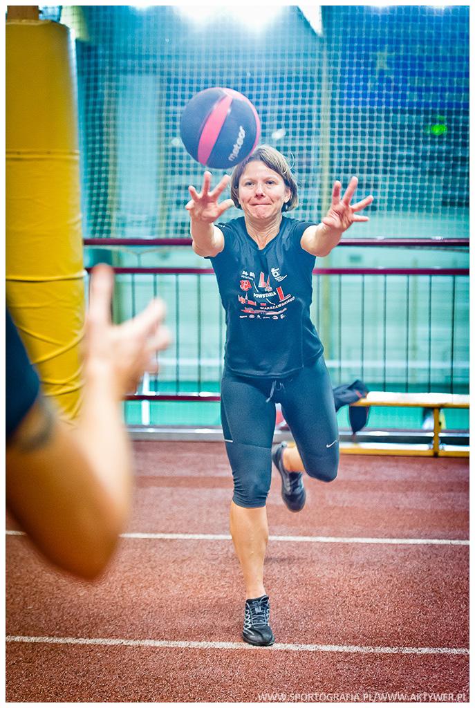 Trening Funkcjonalny ORTOREH, 04.10.2017 Hala Siennicka