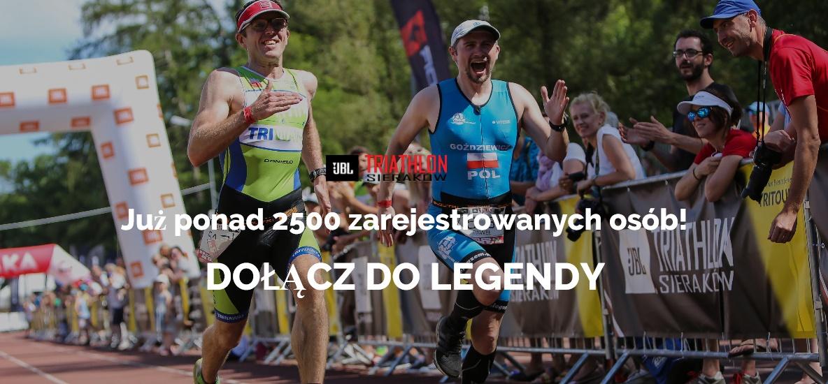 JBL Triathlon Sieraków 2018 | Aktywer.pl