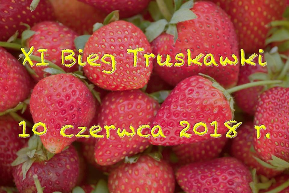 Bieg Truskawki 2018
