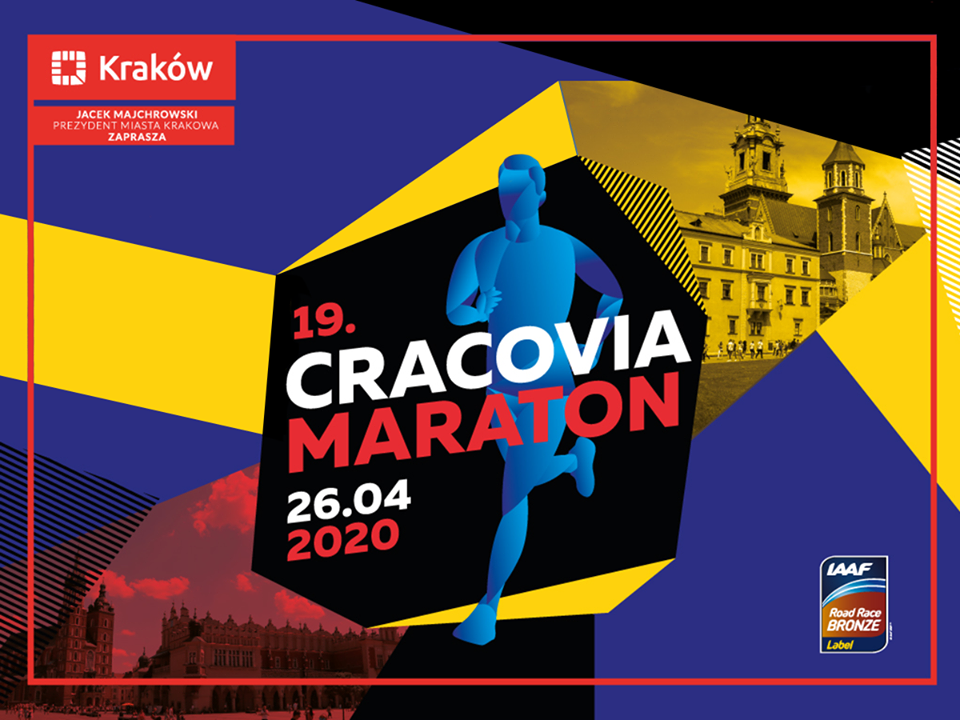 Cracovia Maraton 2020 | Aktywer.pl
