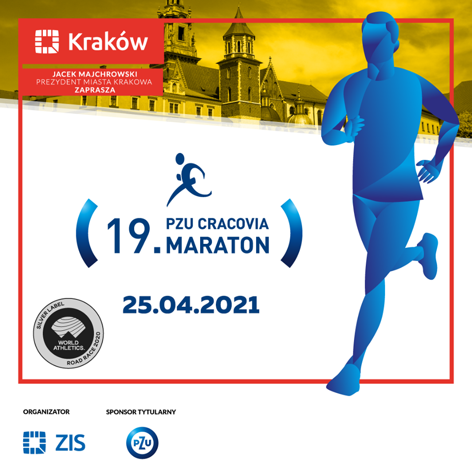 Cracovia Maraton 2021 | Aktywer