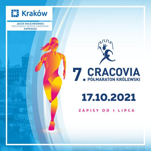 Cracovia Półmaraton Królewski 2021 | Aktywer