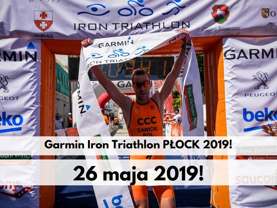 Garmin Iron Triathlon Płock 2019 | Aktywer.pl