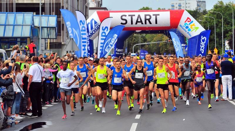 półmaraton Philips Piła 2019 | Aktywer.pl