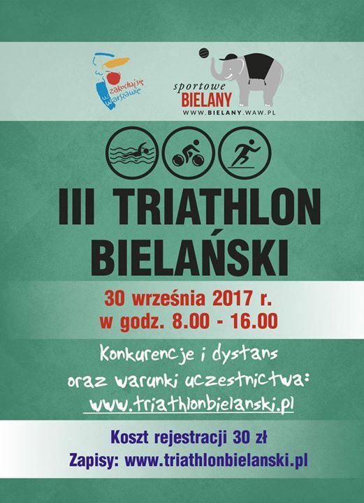 III Triathlon Bielański