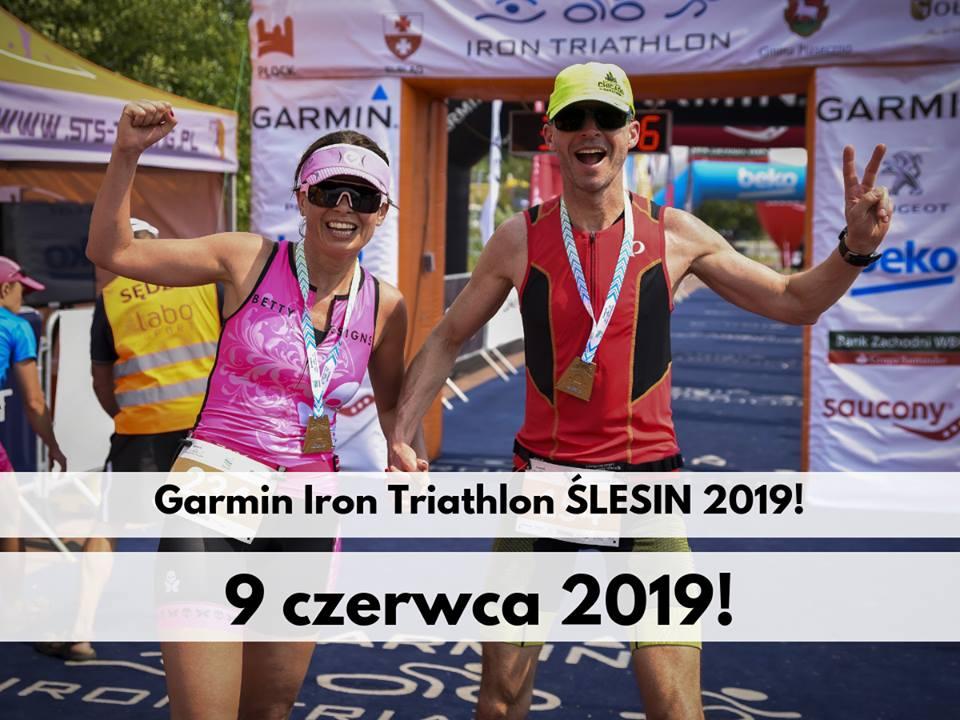 Garmin Iron Triathlon Ślesin 2019