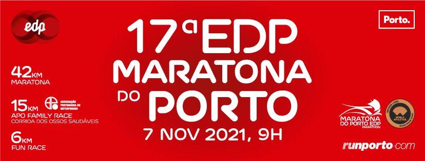 Maratona do Porto 2021 | Aktywer