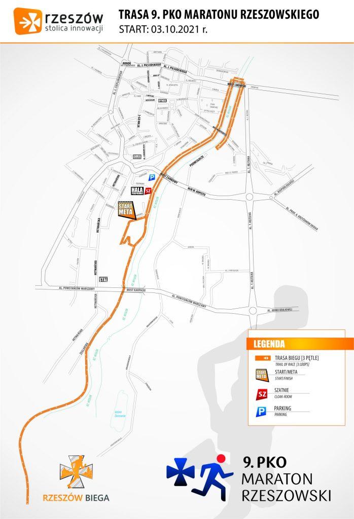 Maraton Rzeszowski 2021   Aktywer