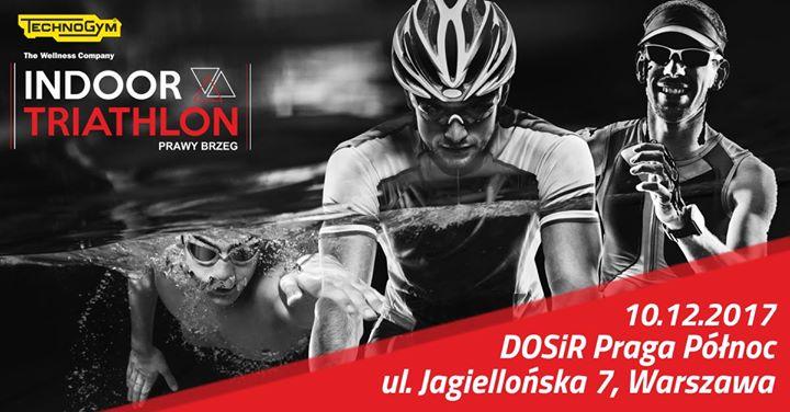 Indoor Triathlon Prawy Brzeg 2017