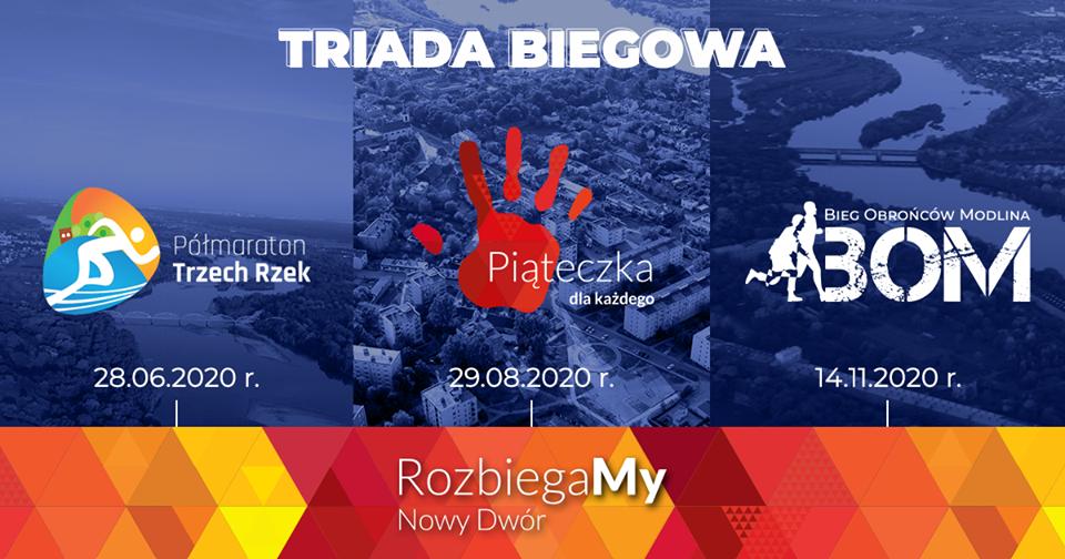 Nowodworska Triada Biegowa 2020 | Aktywer