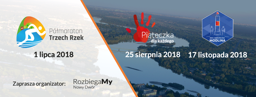 Półmaraton Trzech Rzek 2018 | Aktywer.pl