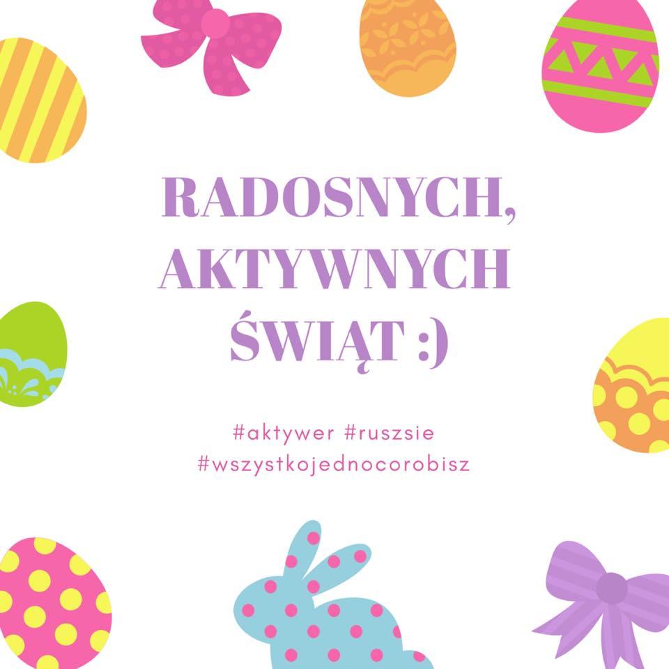 Wesołych Świąt Wielkanocnych 2018 | Aktywer.pl