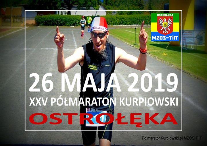 XXV Półmaraton Kurpiowski