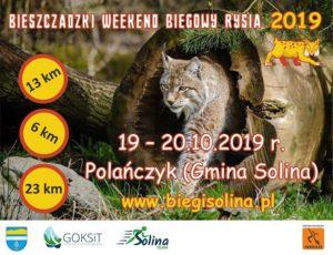 Bieszczadzki Weekend Biegowy Rysia 2019 | Aktywer.pl