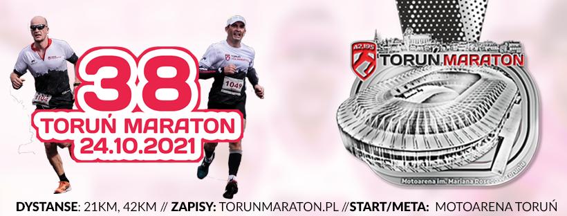 Toruń Maraton 2021 | Aktywer