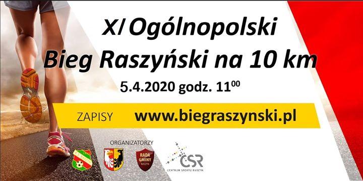 XI Ogólnopolski Bieg Raszyński