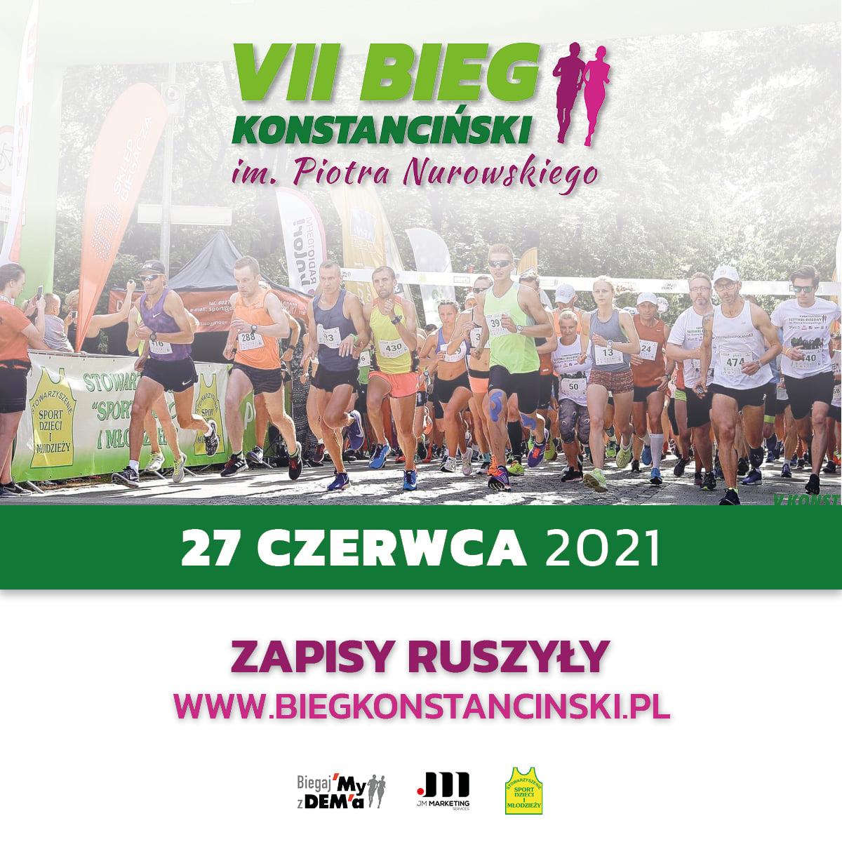 Bieg Konstanciński 2021 | Aktywer