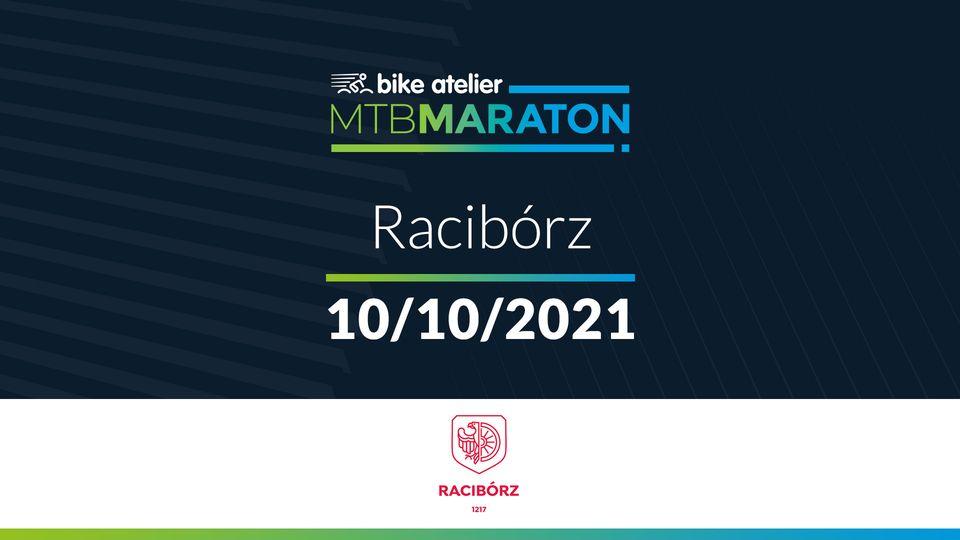 Bike Atelier MTB Maraton 2021 Racibórz   Aktywer