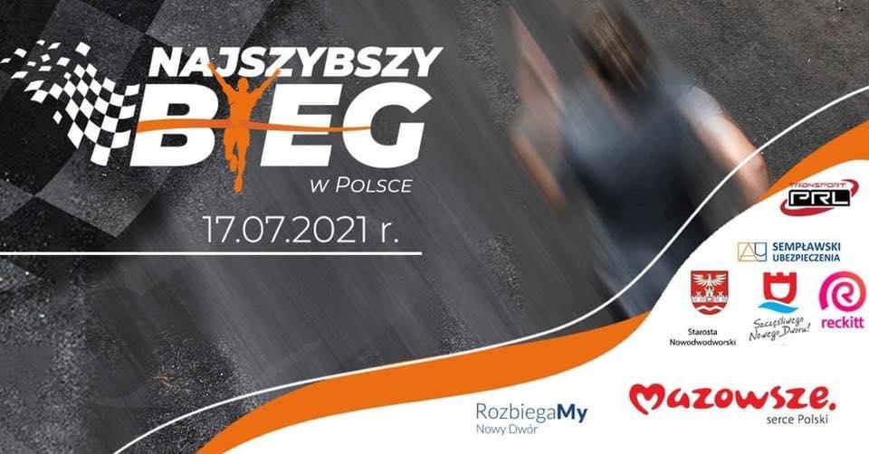 Najszybszy Bieg w Polsce 2021   Aktywer