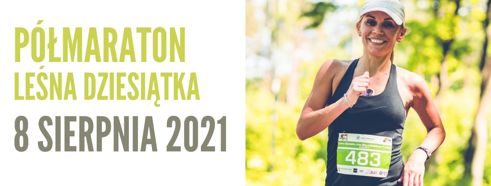 Bieg po Puszczy 2021 Niepołomice | Aktywer
