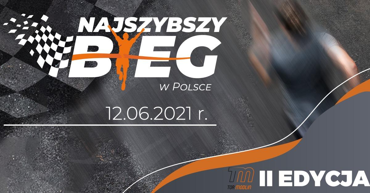Najszybszy Bieg w Polsce 2021 | Aktywer